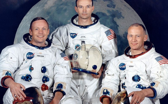 Armstrong, Colin in Aldrin
