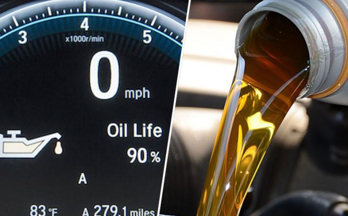 Avto, olje