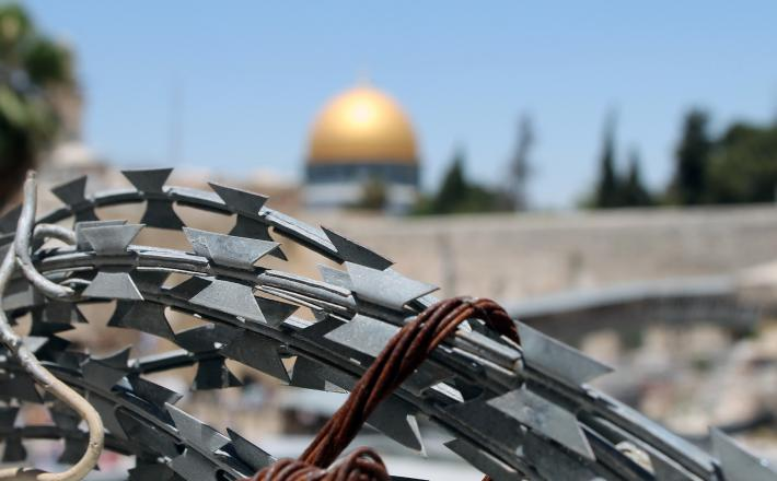 Izrael - okupacija Palestine