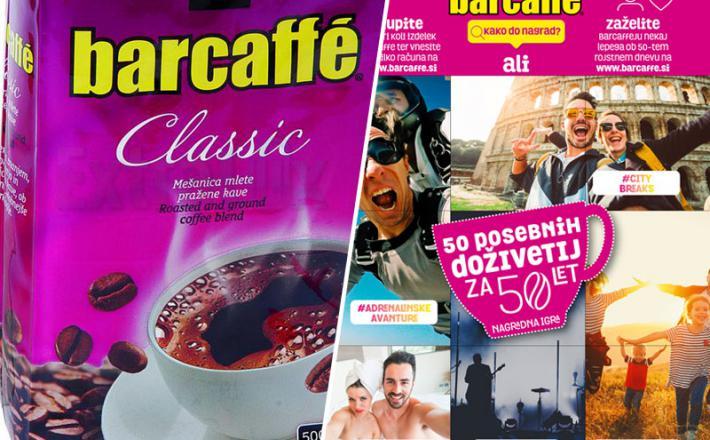 Barcaffe 50 let