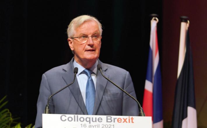 Michel Barnier Vir: Twitter