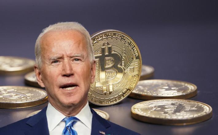 Biden proti bitcoinu: prva runda