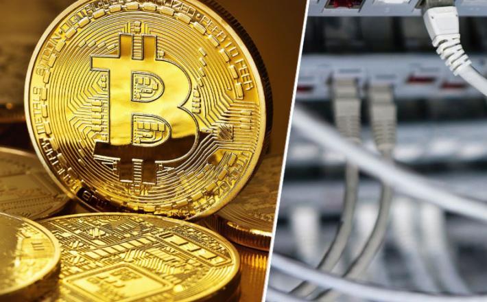 Bitcoin omrežje