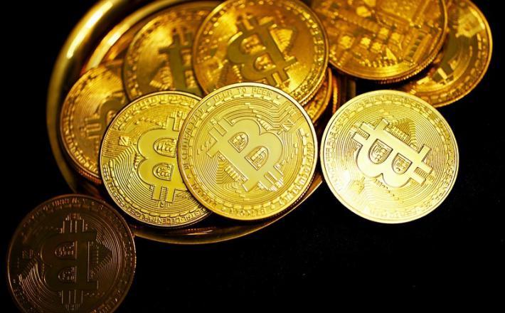 Bitcoini  Vir:Pexels