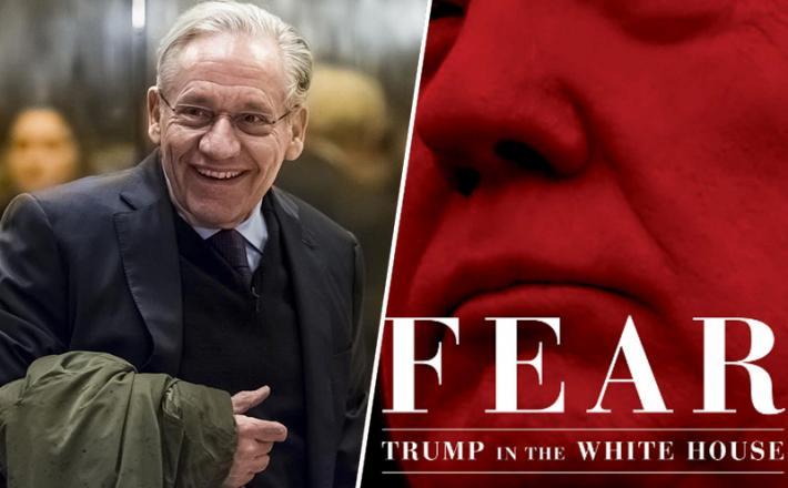 Bob Woodward in knjiga Fear