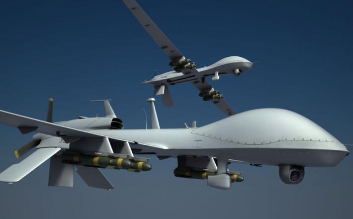 UAV - brezpilotno letalo