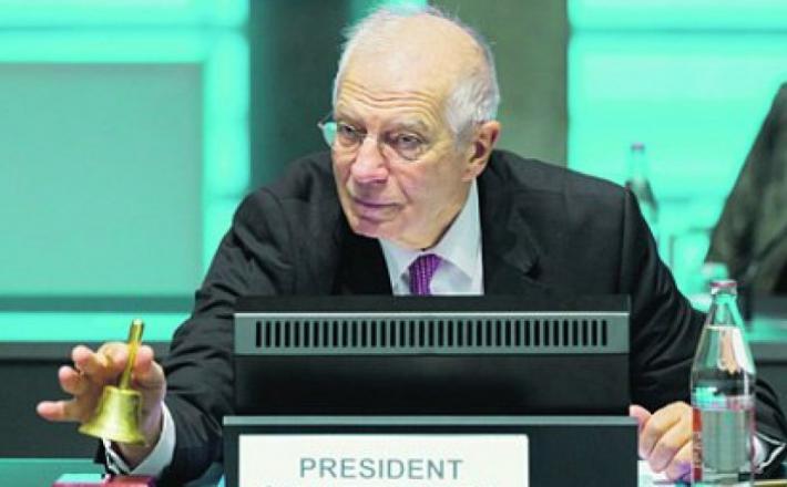 Josep Borrell  Vir:Twitter