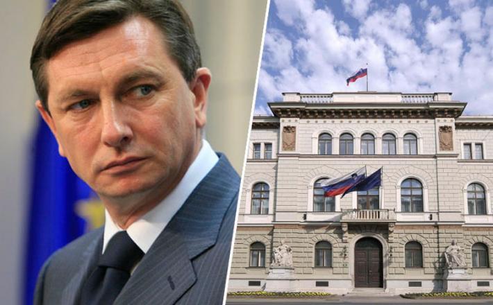Borut Pahor in predsedniška palača
