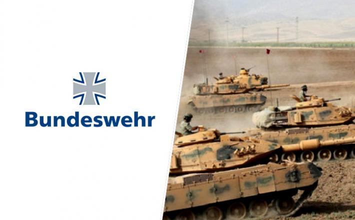 Bundeswehr, Iran