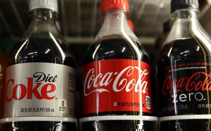Coca-cola. Vir: Getty Images