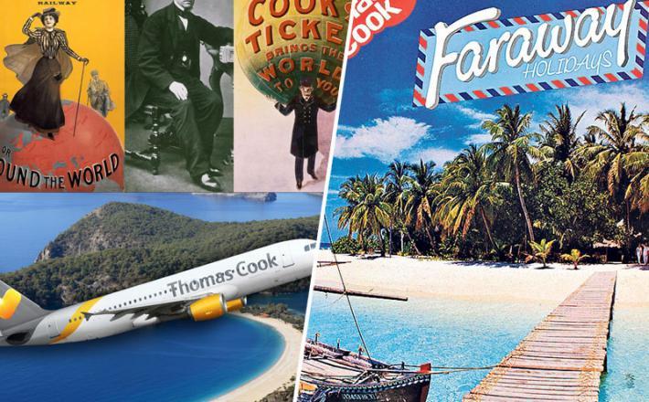 Thomas Cook - turistična agencija in njena potovanja