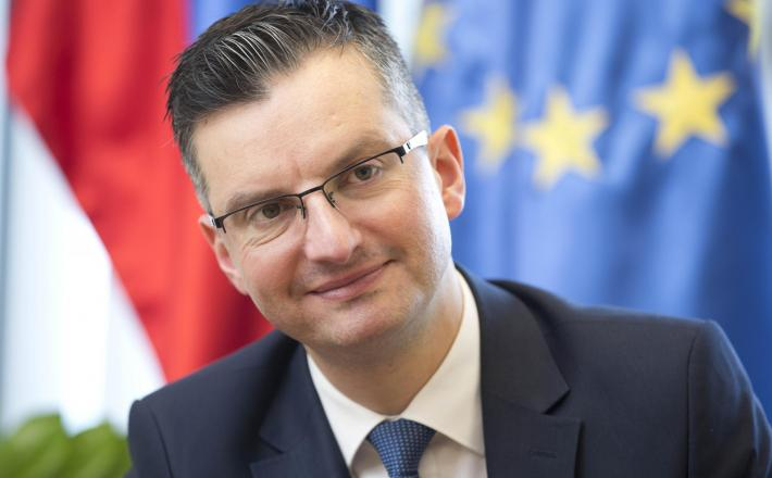 Marjan Šarec    Vir: Insajder