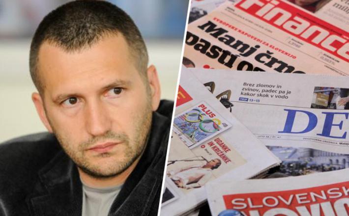 Damir Črnčec - mediji