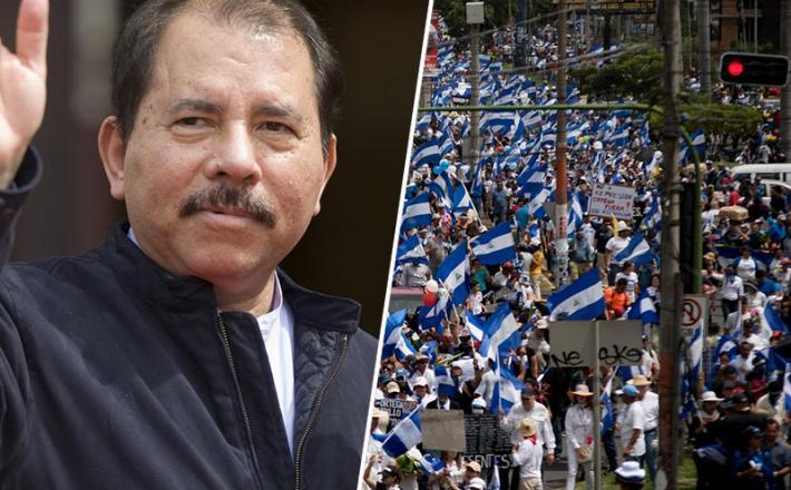 Daniel Ortega, Nikaragva