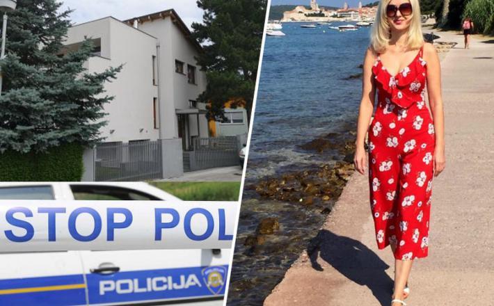 Daniela Ružič, policija in njena hiša