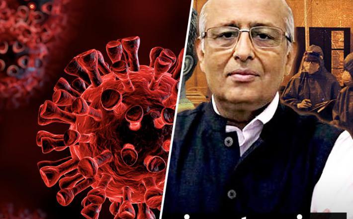 Delta plus koronavirus  Vir: You Tube, posnetek zaslona