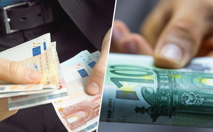 Denar, korupcija