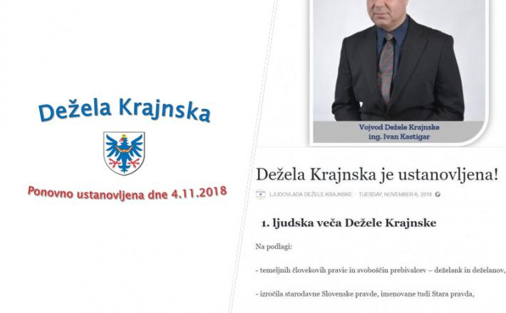 Dežela Kranjska - Facebook