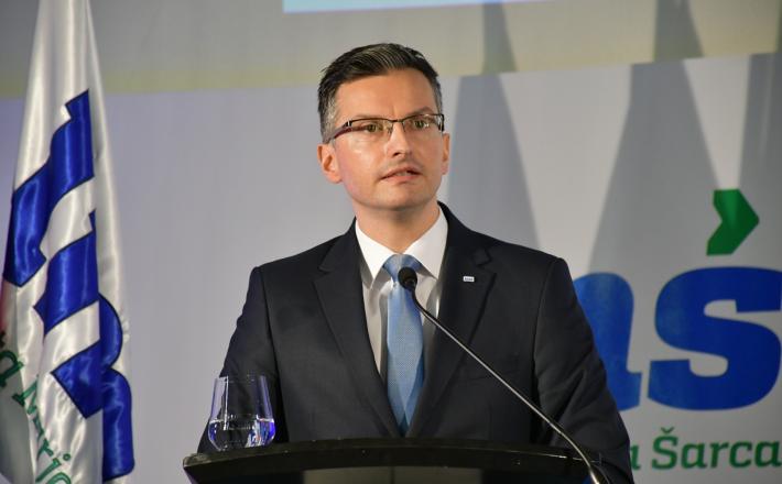 Marjan Šarec, predsednik LMŠ   Vir:LMŠ