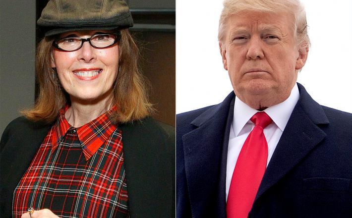 Novinarka E.Caroll in Donald Trump