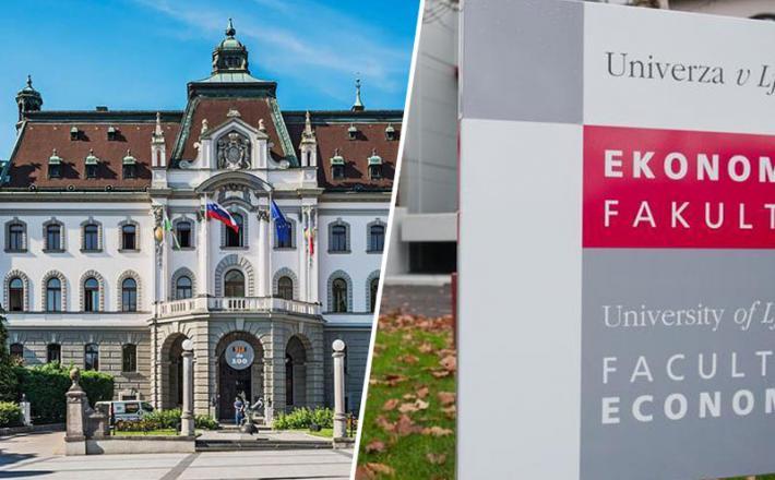 Ekonomska fakulteta in Univerza