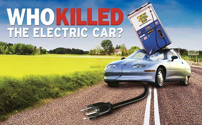Kdo je ubil električni avtomobil?