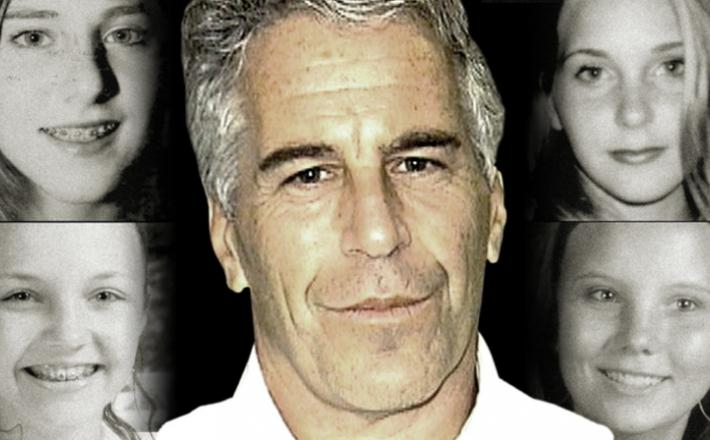 Epstein in njegove žrtve, mladoletnice       Vir:Miami Herald