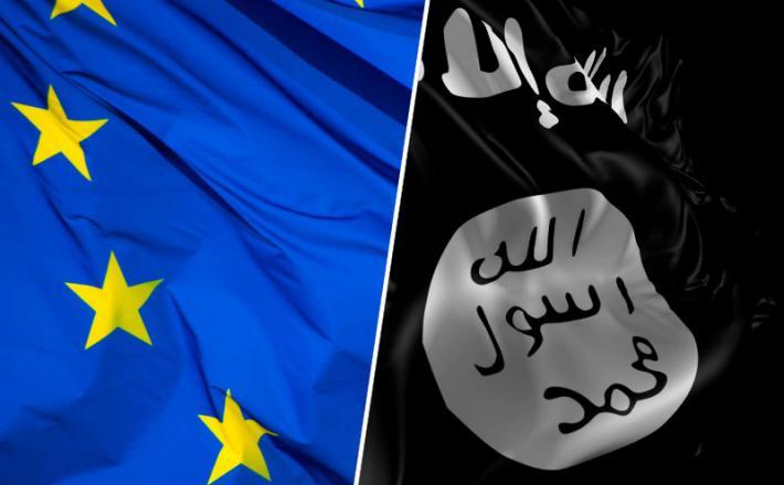EU in Isis zastava