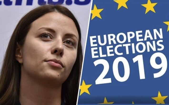Evropske volitve - Irena Joveva