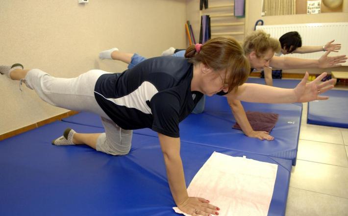 Fizioterapija Vir:Pixell