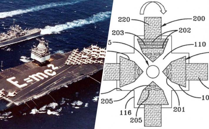 Fuzijski reaktor in ameriška mornarica