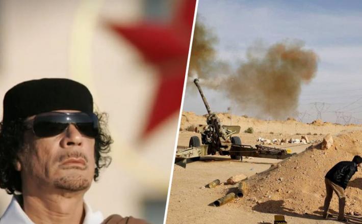Gadafi-uničenje