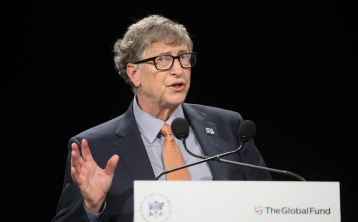 Bill Gates je pred šestimi leti pravilno napovedal pandemijo Vir:Twitter