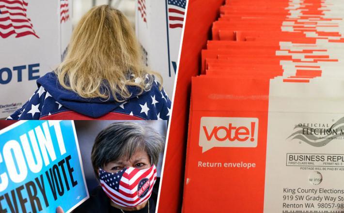 Glasovanje v ZDA