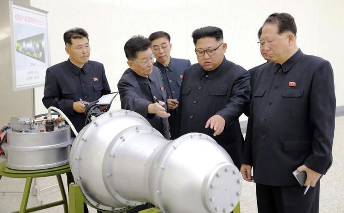 Glava balistične rakete