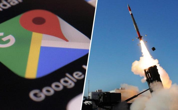 Google - rakete