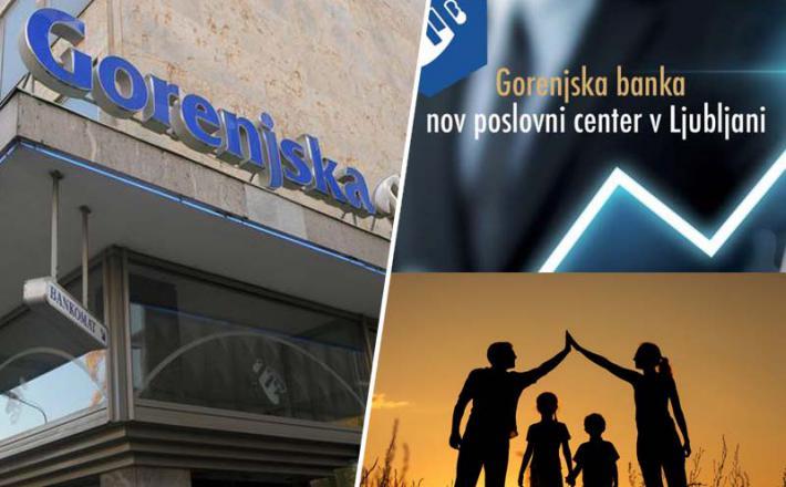 Gorenjska banka pomaga podjetjem in družinam s sodobnimi, digitalnimi rešitvami