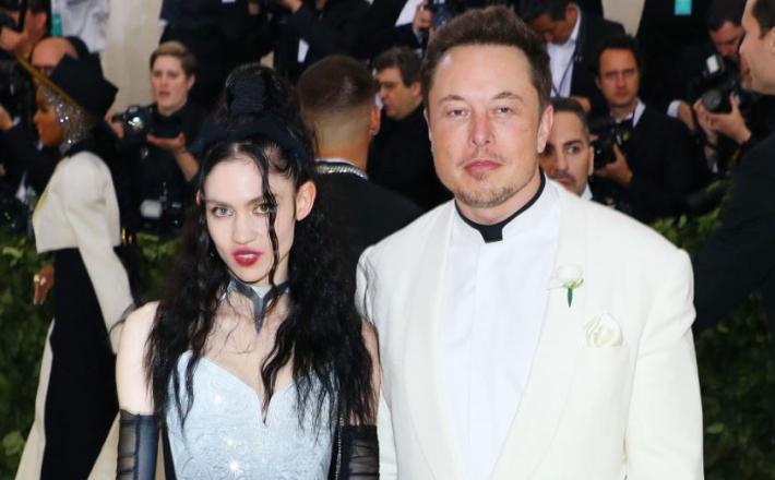 Grimes in Musk