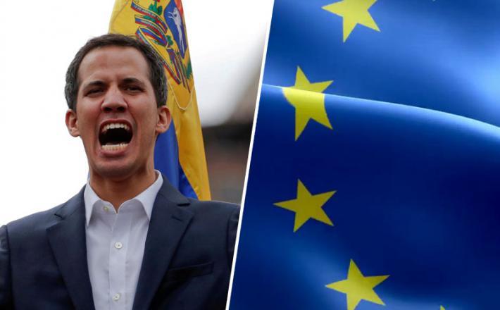 EU je zaradi slabe izvedbe državnih udarov obupala nad Juanom Guaidojem...