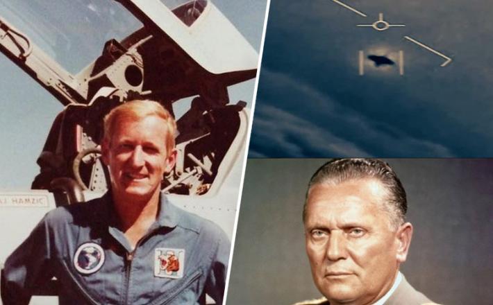 Pilot Hamzić, njegov vrhovni poveljnik in NLP-ji