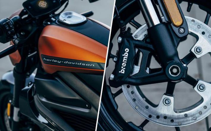 Harley Davidson - LiveWire