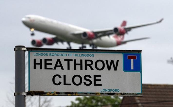 Heathrow letališče