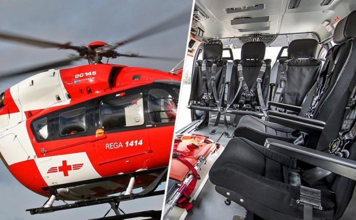 Helikopter, reševanje