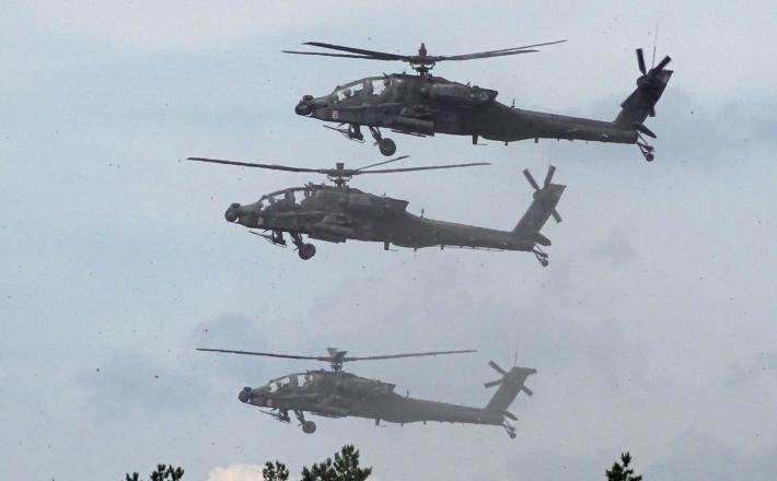 Ameriški helikopterji    Vir:Pixsell