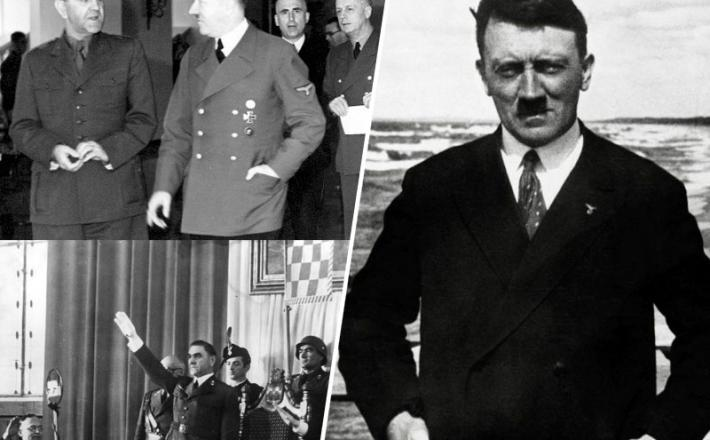 Hitler in Pavelić