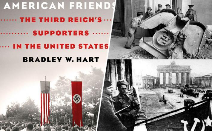 Hitlerjevi ameriški prijatelji - in rdečearmejci, ki so jih premagali