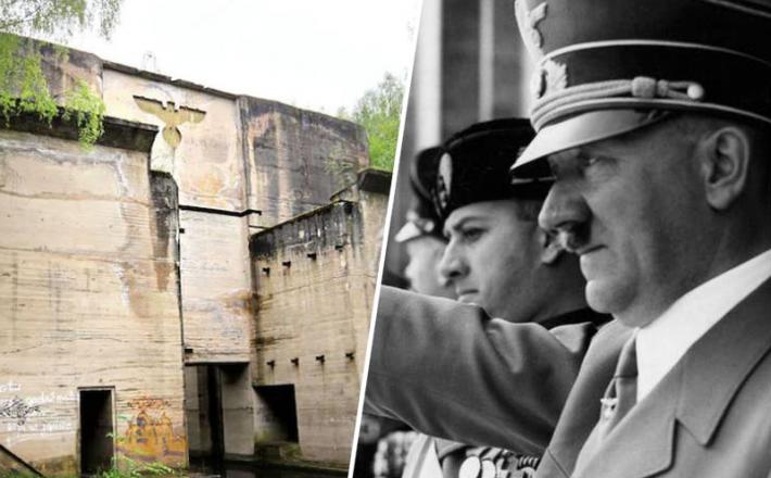 Hitler in Volčji brlog