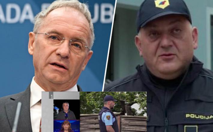 Hojs in Travner - objektivno odgovorna za stanje v policiji