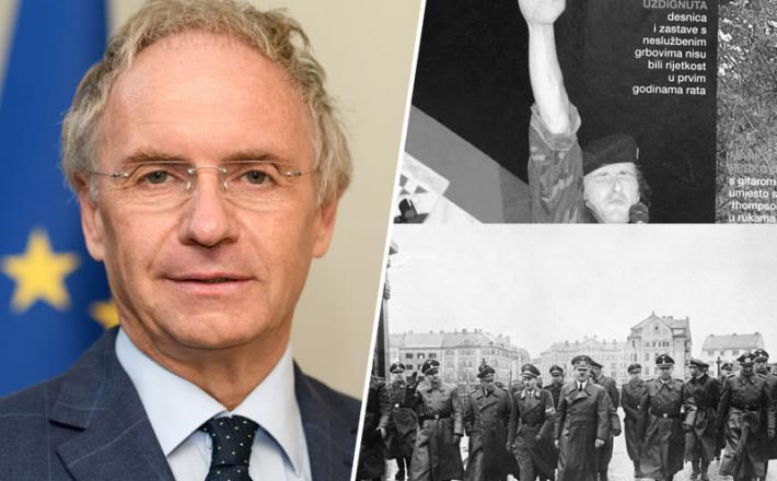 Aleš Hojs ohranja mračne tradicije nacizma