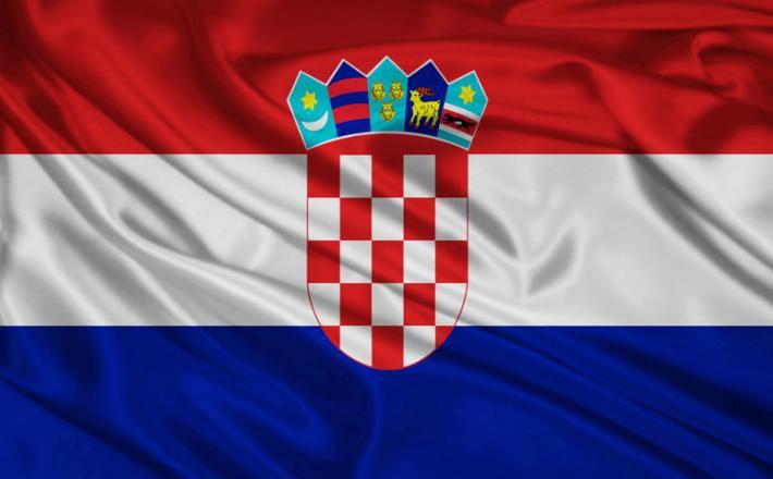 Hrvaška zastava